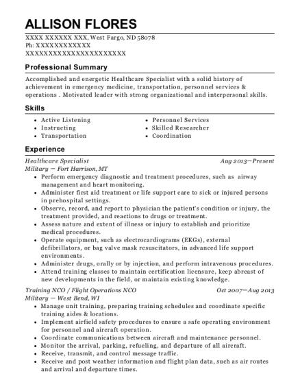 best administrative specialist resumes resumehelp