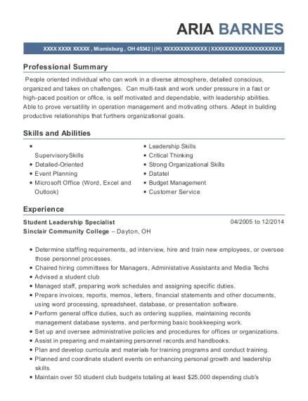 Best Merchandise Assistant Manager Resumes | ResumeHelp