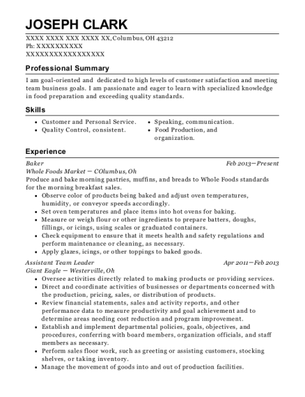 Attractive View Resume