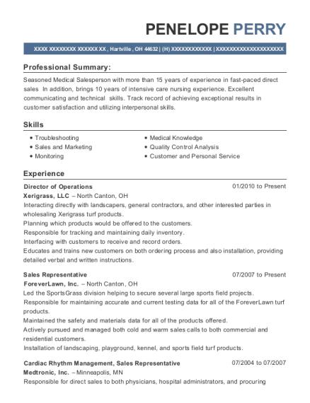 Best Cardiac Rhythm Management Resumes | ResumeHelp