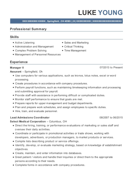 Best Assistant Vice President Of Marketing Resumes Resumehelp
