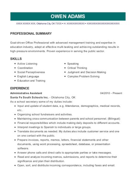 Best Bilingual Paraprofessional Resumes Resumehelp
