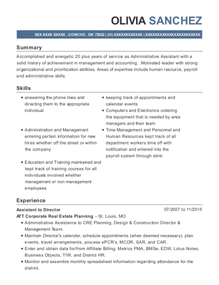 Unusual Oklahoma Accounting Resume Gallery - Resume Ideas - bayaar.info