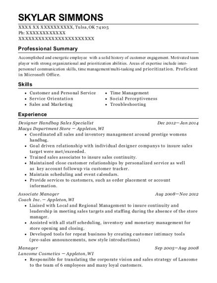 best condominium property manager resumes resumehelp