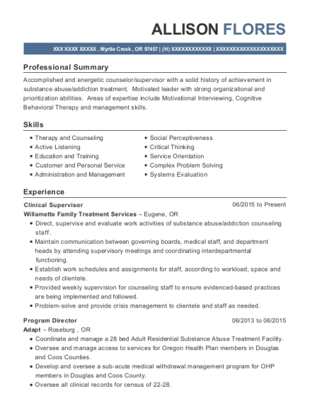 instructional assistant resumes