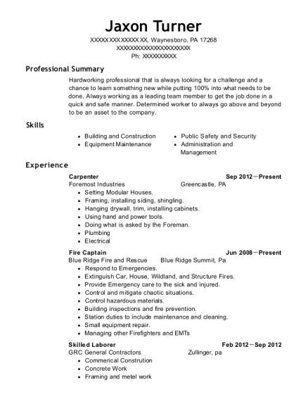 captain resume images resume format examples 2018