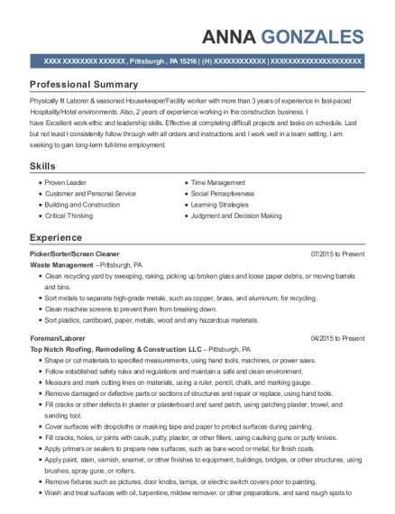 People Also Search For. Customize Resume  Top Notch Resume