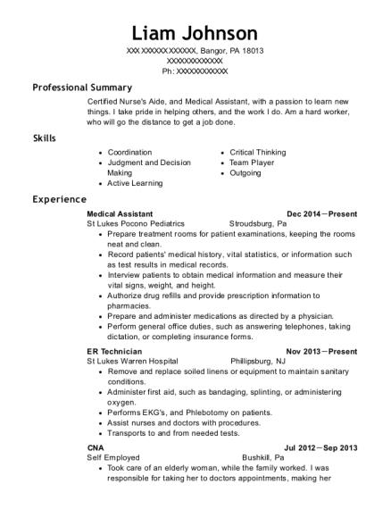 View Resume  Er Tech Resume