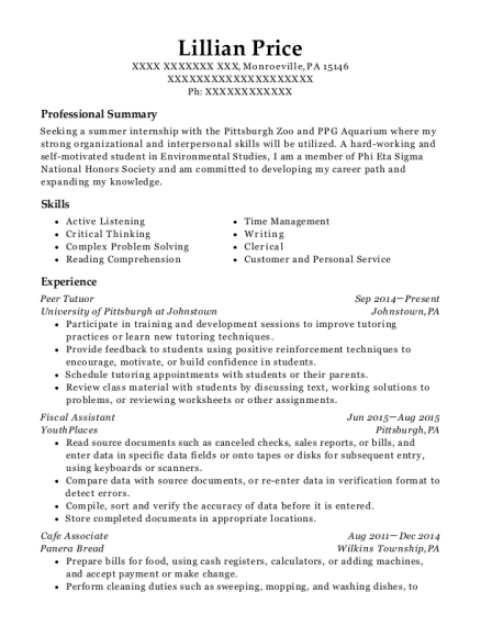 fiscal assistant sample resume top 8 fiscal assistant resume - Psychological Wellbeing Practitioner Sample Resume