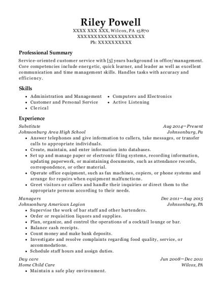 cnc operator resume best cnc operator resumes in pennsylvania resumehelp - Sample Machine Operator Resume