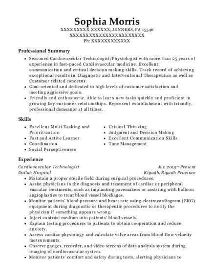 Unique Lab Manager Resume Crest - Example Resume Ideas ...