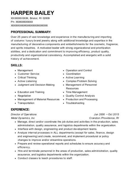 Best Product Development Assistant Resumes | ResumeHelp