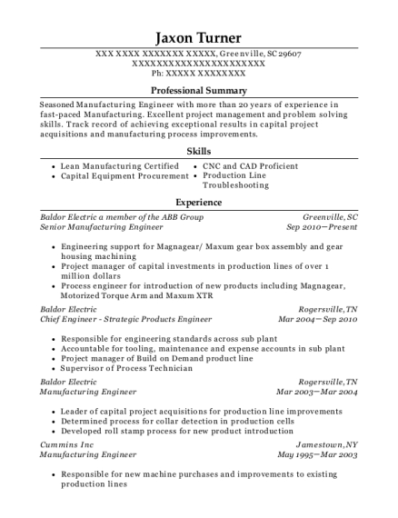 people also search for customize resume view resume senior manufacturing engineer