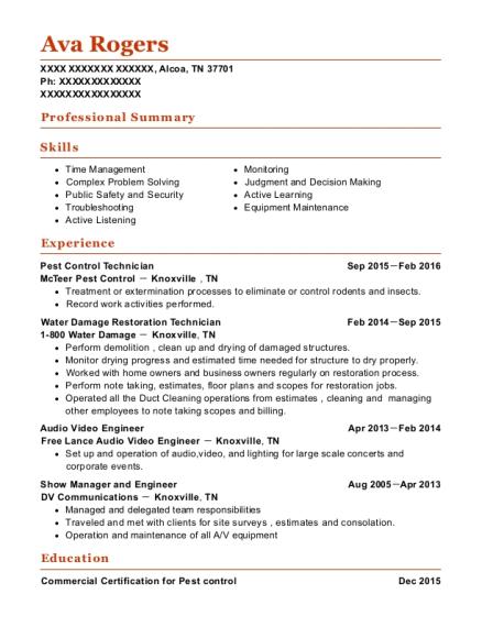 Resume Samples Technician Resumes Restoration Technician   Ghanaphotos.us    High Quality Resume Template