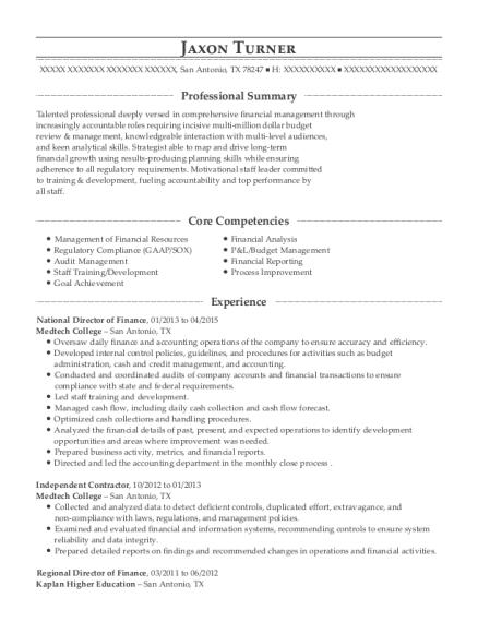 Best Admissions Coordinator Resumes | ResumeHelp