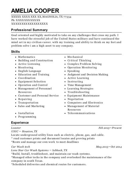 Best Aviation Mechanic Resumes | ResumeHelp