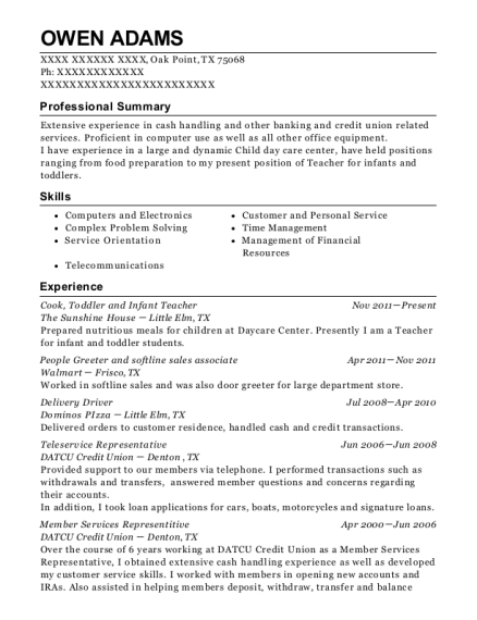 Bank Proof Operator Sample Resume] Full Text Thesis Essay On Walking ...