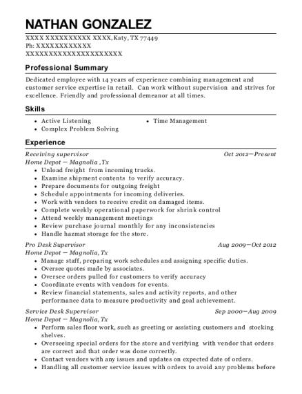 best service desk supervisor resumes resumehelp