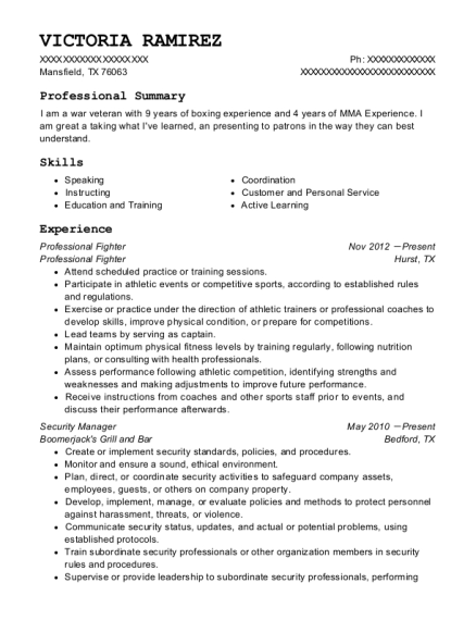 the vitamin shoppe health enthusiast resume sample tampa florida