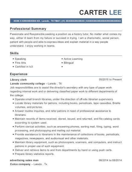 northern logistics mechanic assistant resume sample