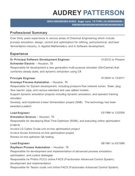 Best Principle Engineer Resumes | ResumeHelp