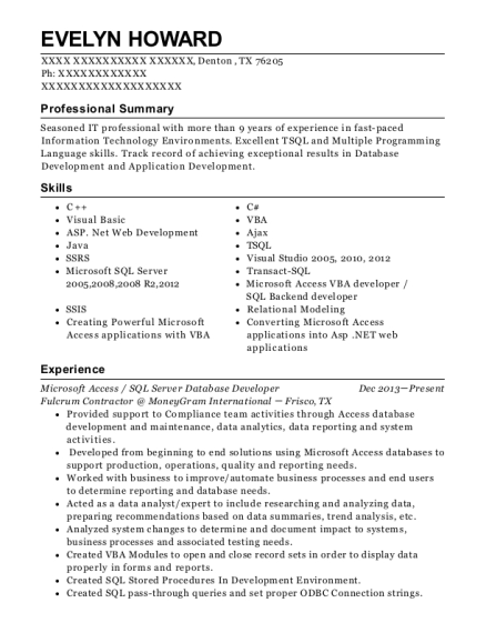 Best Application Programmer Resumes | ResumeHelp