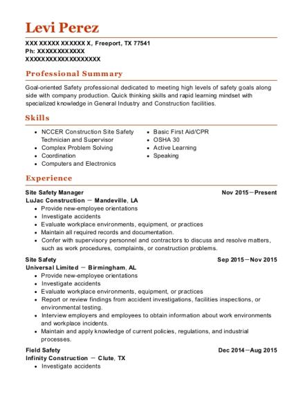 Resume help site