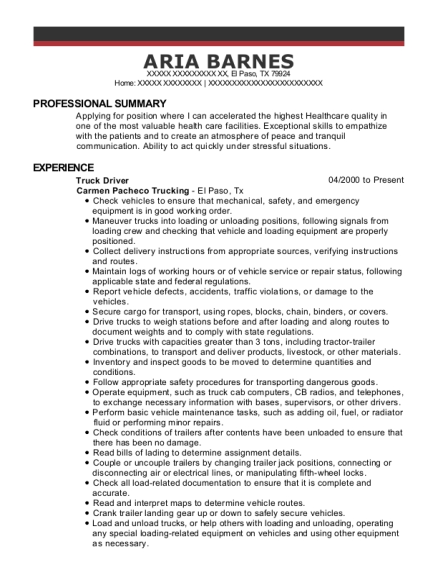 Americare Css Medical Record File Clerk Resume Sample - Brooklyn New ...