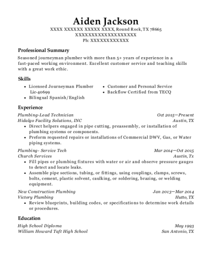 aiden jackson - Lying About High School Diploma On Resume