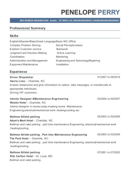 Best Assistant Chief Engineering Resumes | ResumeHelp