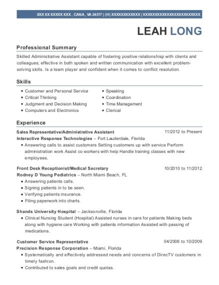 Best Customer Service Coordinator Resumes   ResumeHelp