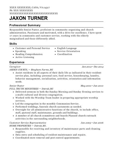Best Telemarketing Supervisor Resumes   ResumeHelp