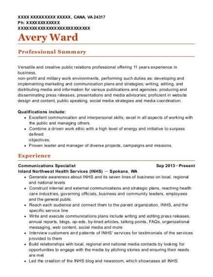 Beautiful Avery Ward