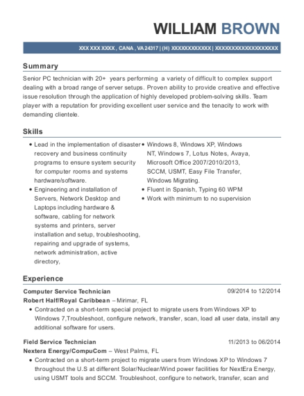 sccm resume - Ecza.solinf.co