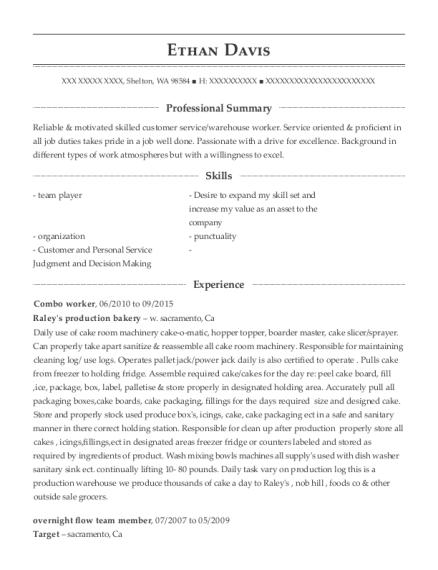 target flow team member job description