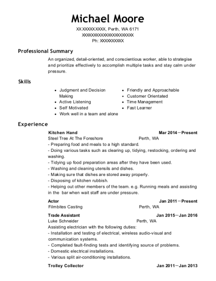 united trolley collections trolley collector resume sample perth