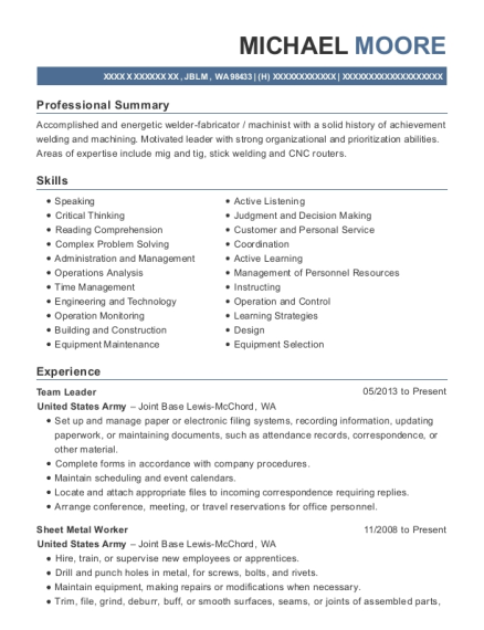 Elegant Trade Specialist Resume Examples Ideas Collection Just Another  Cover Sheet For Template With Sample Of Templates Best . Michael Moore