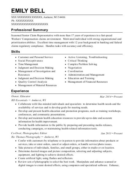 Best Branch Operations Coordinator Resumes | ResumeHelp